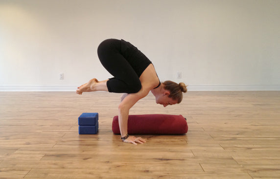 Donna Wilding Step 4 Crow Pose