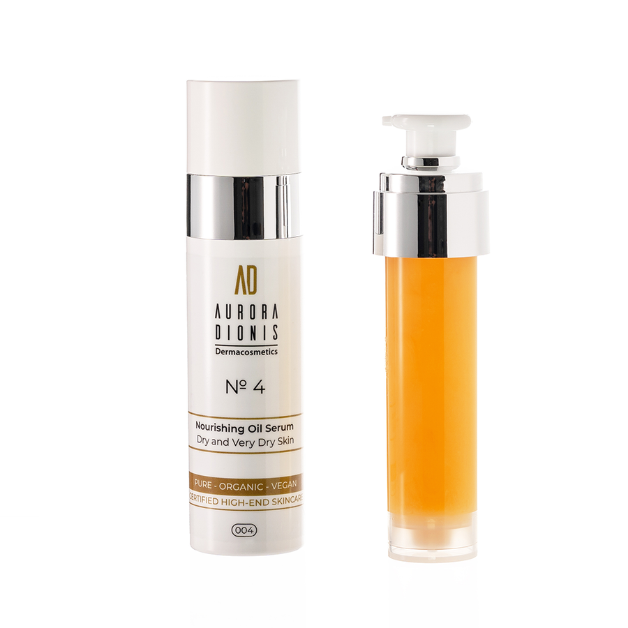 N°4 Nourishing Oil Serum - DRY/VERY DRY SKIN ¦ Voedend Herstellend