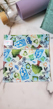Load image into Gallery viewer, PUL Reusable Snack Bag: Eco