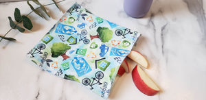 PUL Reusable Snack Bag: Eco