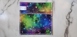 PUL Reusable Snack Bag: Galaxy