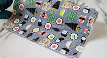 Load image into Gallery viewer, Unpaper Towels: Happy Sushi