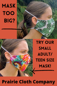 Small Adult/Teen Face Mask