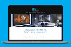 Design and build a new website for you