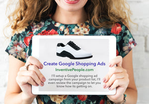 Setup Google Shopping Ads