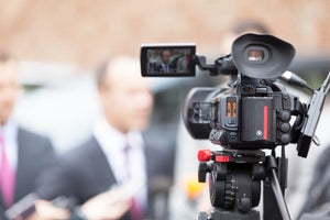 Client case study video filming and production
