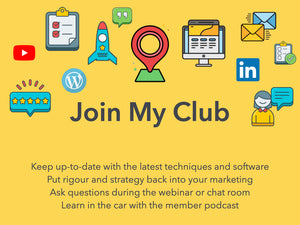 Inventive Marketing Club (IMC) Annual Membership