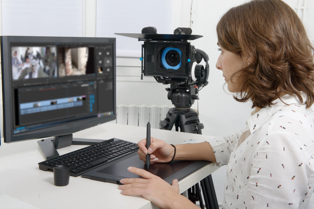 Edit your supplied video footage