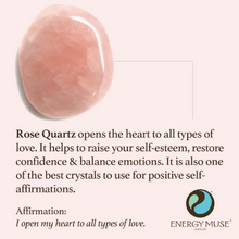 Load image into Gallery viewer, Raw Rose Quartz