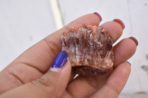 Red Calcite