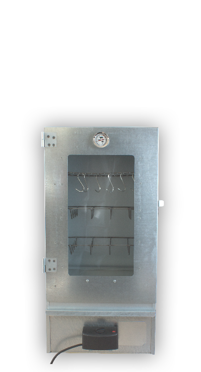 Electric Smoker - Galvanised Steel
