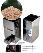 Square Fish Smoker Stainless Steel Bundle Deal