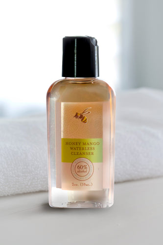Honey Mango Botanical Waterless Hand Cleanser