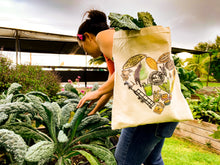 Load image into Gallery viewer, I 💛 Kahuku Farms Tote