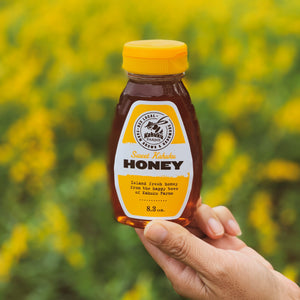 Kahuku Honey Bottle