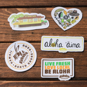 Farm Fan Sticker Bundle