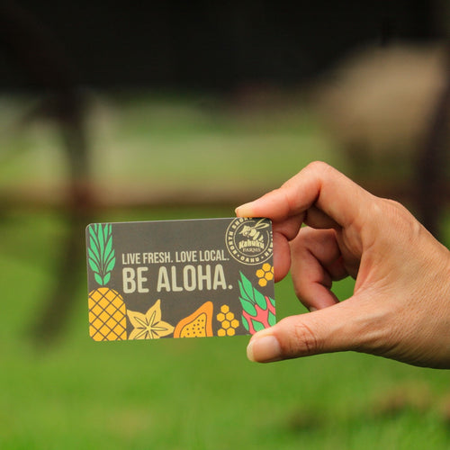 Kahuku Farms Gift Card