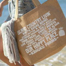 Load image into Gallery viewer, Island Country Livin' Tote