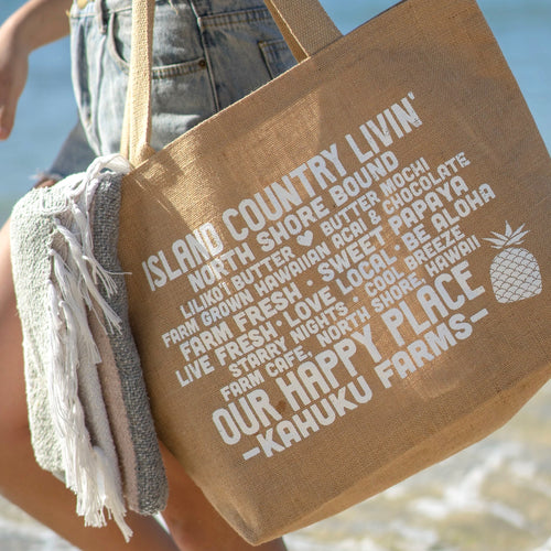 Island Country Livin' Tote