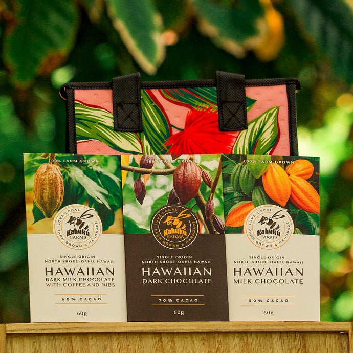 Hawaiian Chocolate Variety Set