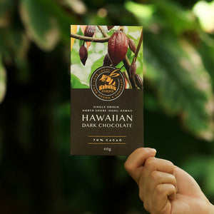 Hawaiian Dark Chocolate