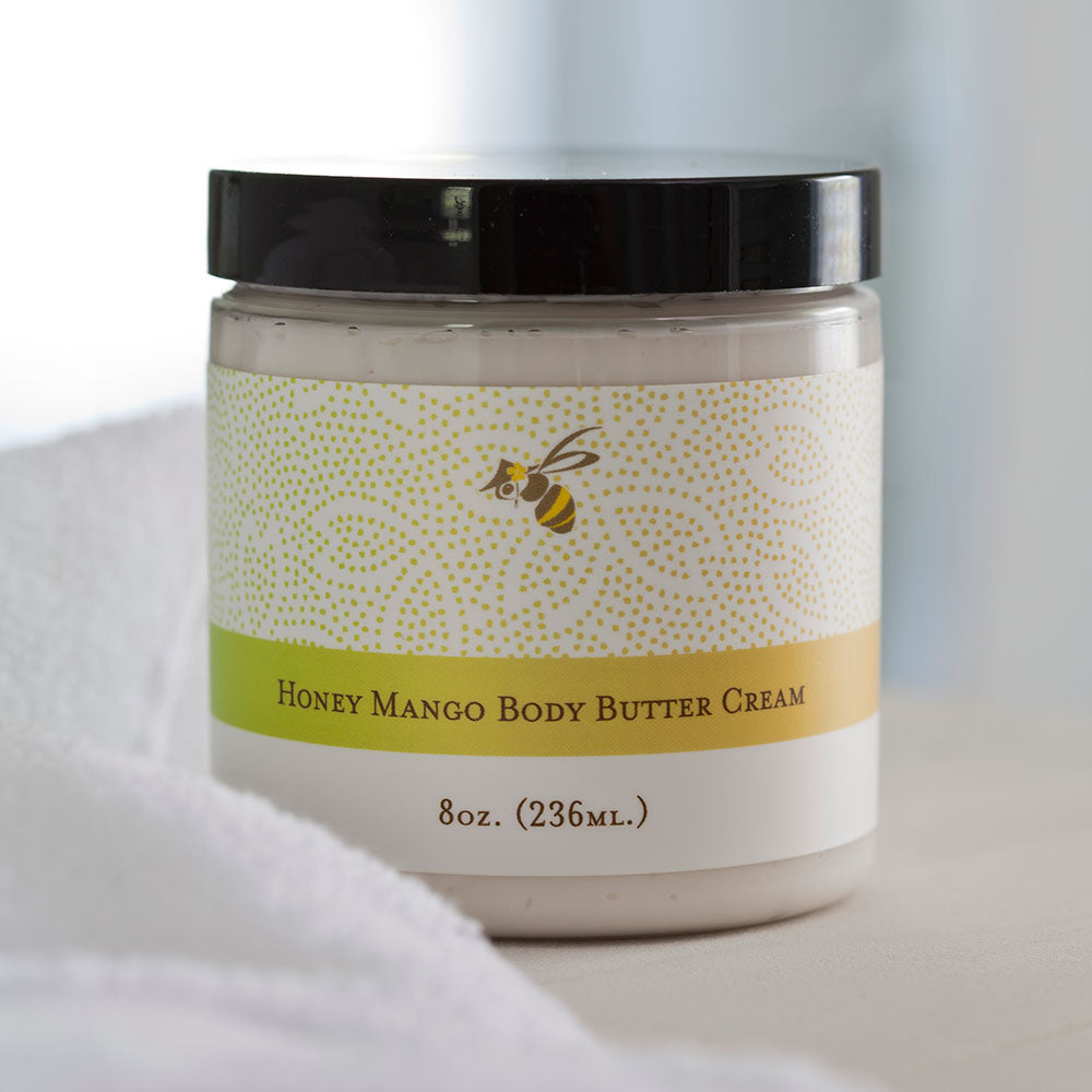 Honey Mango Body Butter Cream