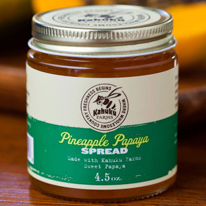 Pineapple Papaya Spread