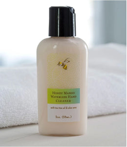 Honey Mango Waterless Hand Cleaner