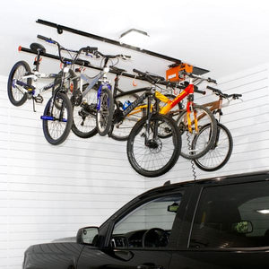 PROSLAT Storage Elevator Eight Bicycle 220 lb Lift Kit #68221 - Storage Lifts Direct