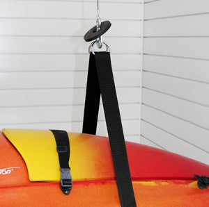 Garage Gator Motorized Kayak & Canoe Lift GG8220CK storage lift