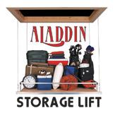 Aladdin Storage Lift (ASL-500) - Storage Lifts Direct the garage storage system built right here in the USA.