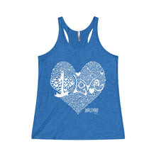 One Love Racerback Tank
