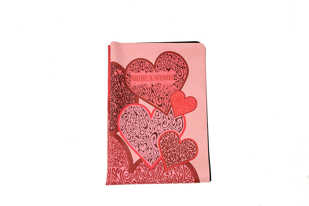 Hearts Travel Mat/Yoga Towel