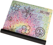 Flower Power Travel Mat/Yoga Towel