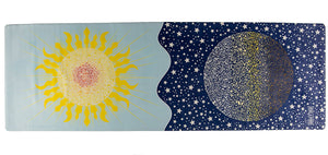 Sun & Moon Travel Mat/Yoga Towel