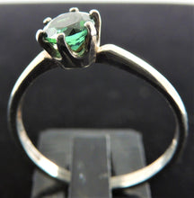 Load image into Gallery viewer, Teal Tourmaline Ring