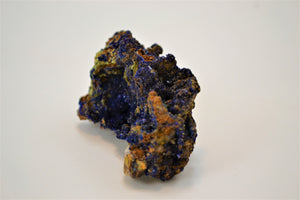 Azurite and Chrysocolla