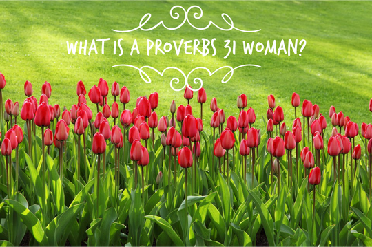 What is a Proverbs 31 Woman? (Part 1 of 2)
