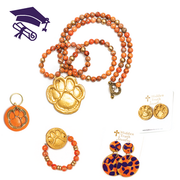 Orange Tiger Paw Grad Pack