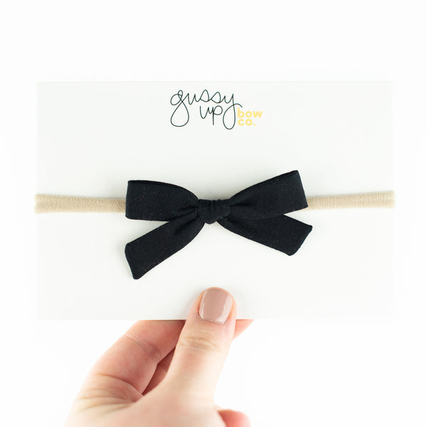 Tuxedo Bow Sailor Bow 12 Styles Spring Bow Mustard Dot Bow Yellow Bow Schoolgirl Bow Pigtail Bow BUY 3 GET 1 FREE!