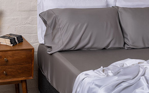 Organic Bamboo Fitted Sheet Sets King Queen Sizes In Australia