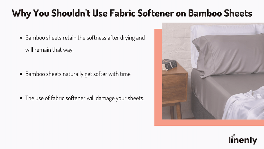 Why You Shouldn't Use Fabric Softener on Bamboo