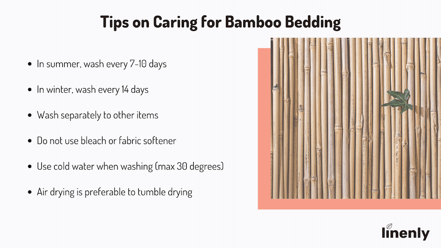 Can You Use Fabric Softener on Bamboo Sheets
