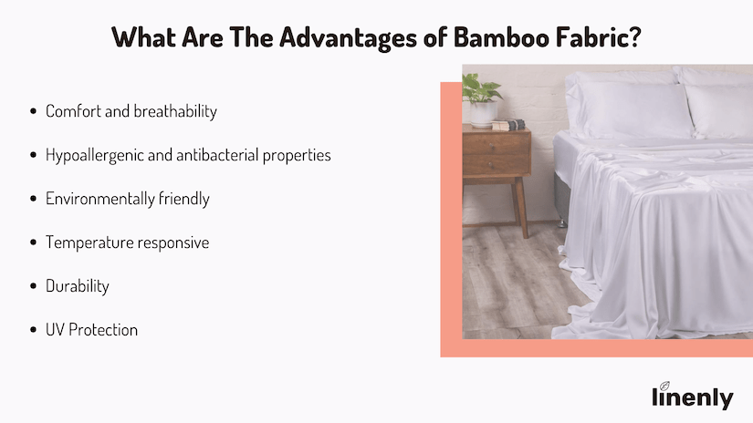 advantages of bamboo fabric