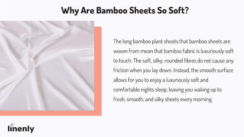 why are bamboo sheets so soft infographic
