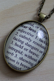 Custom Word Necklace