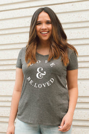 All-Around LOVE & BE.LOVED Pocket Tee