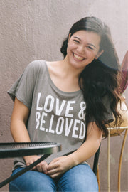 Original LOVE & BE.LOVED Tee