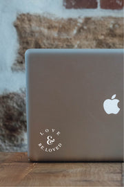 All-Around LOVE & BE.LOVED Sticker