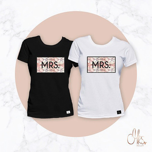 Mrs. Bella T-Shirt Set
